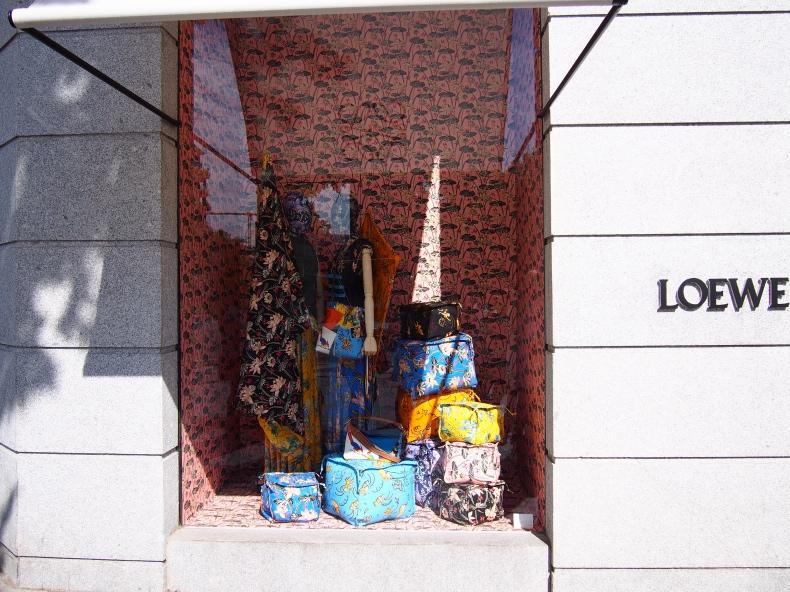 Madrid Loewe flagship