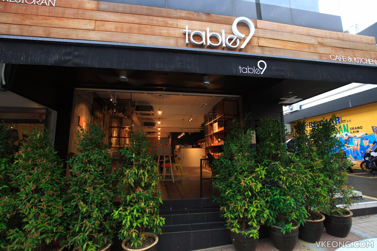 Table9 Cafe & Kitchen Bangsar