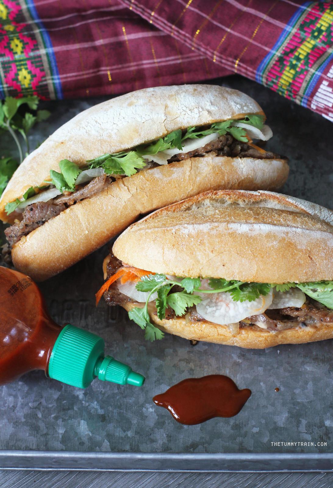 34479562120 2b61a1d14c h - Making Easy Lemongrass Pork Banh Mi At Home