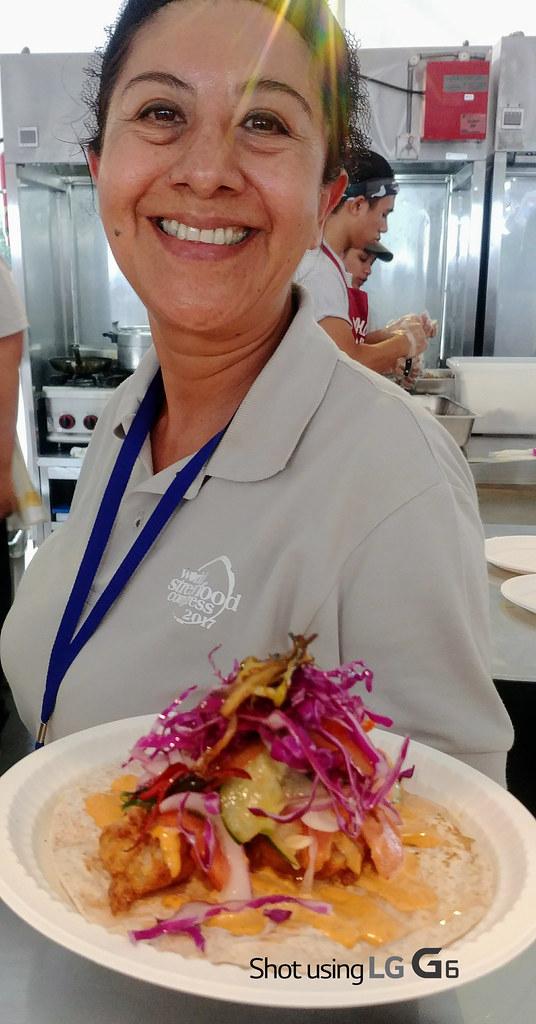 Oaxaca Fish Taco