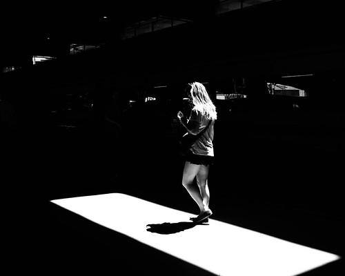 Entrando en la luz