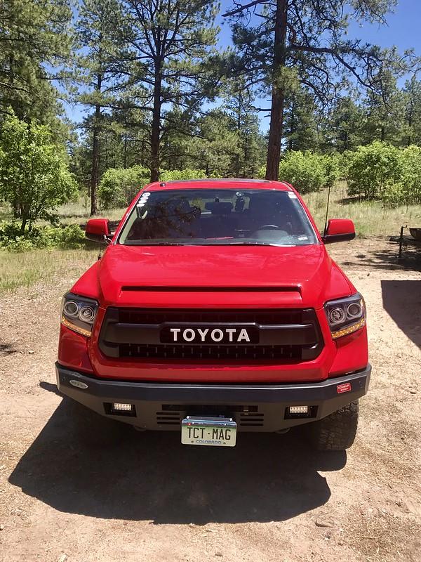 Buy Custom Toyota Tundra CrewMax