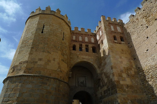 City Gate - Segovia, Spain