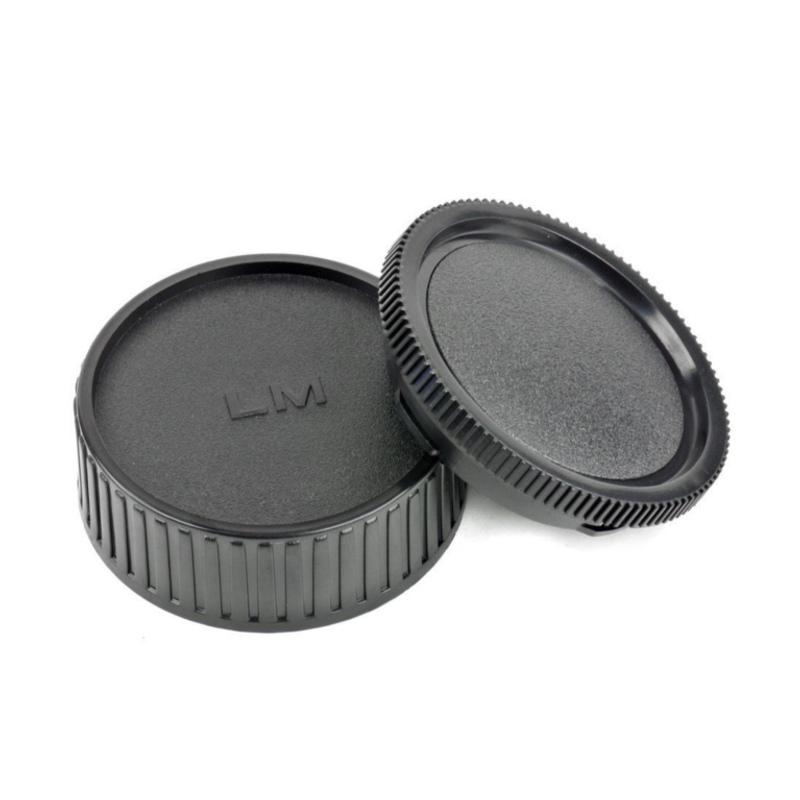 Rear Lens Cap ฝาปิดท้ายเลนส์ Body Cap ฝาปิดบอดี้ leica m lm