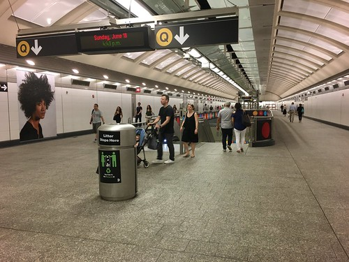 NYC Subway: The 2nd Avenue Q