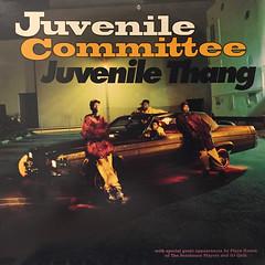 JUVENILE COMITTEE:JUVENILE THANG(JACKET A)
