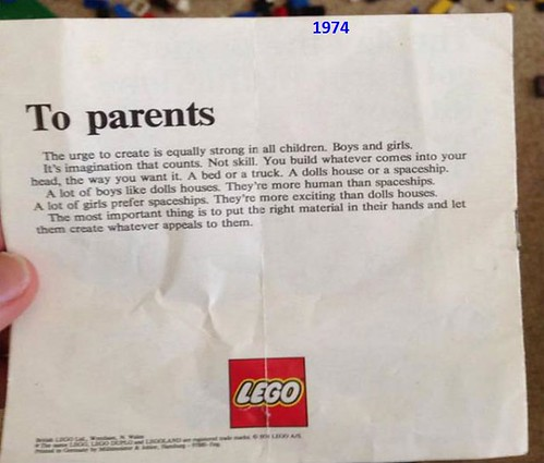 Lego words 1974