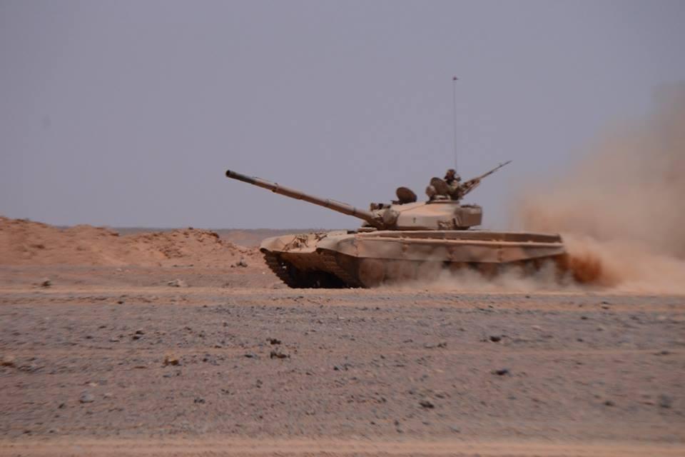 صور دبابات قتال رئيسية الجزائرية T-72M/M1/B/BK/AG/S ] Main Battle Tank Algerian ]   - صفحة 4 34659383652_5834775caa_o