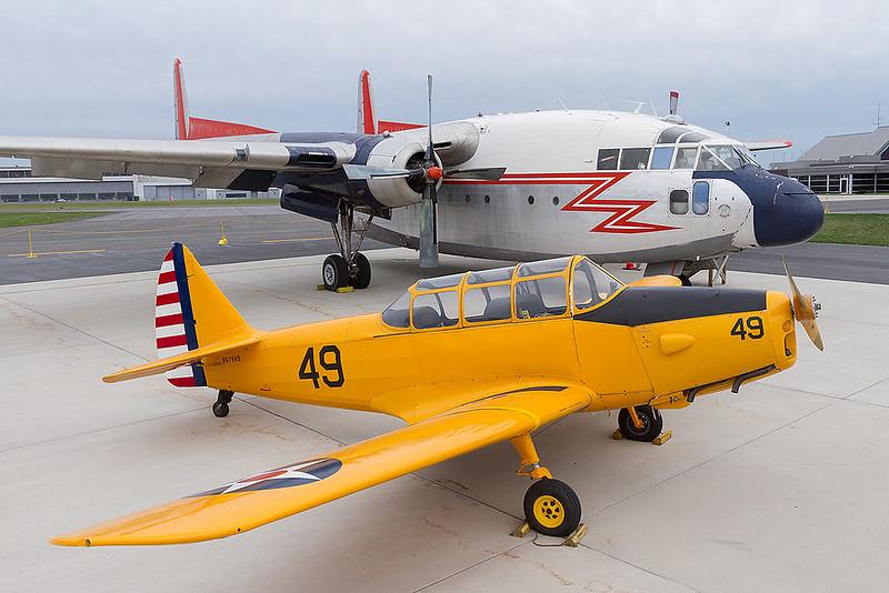 1942 Fairchild PT-26 #49 N67949