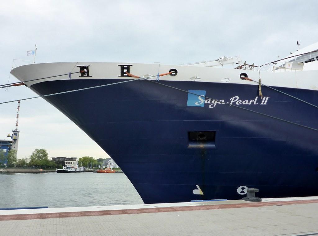 Saga Pearl II