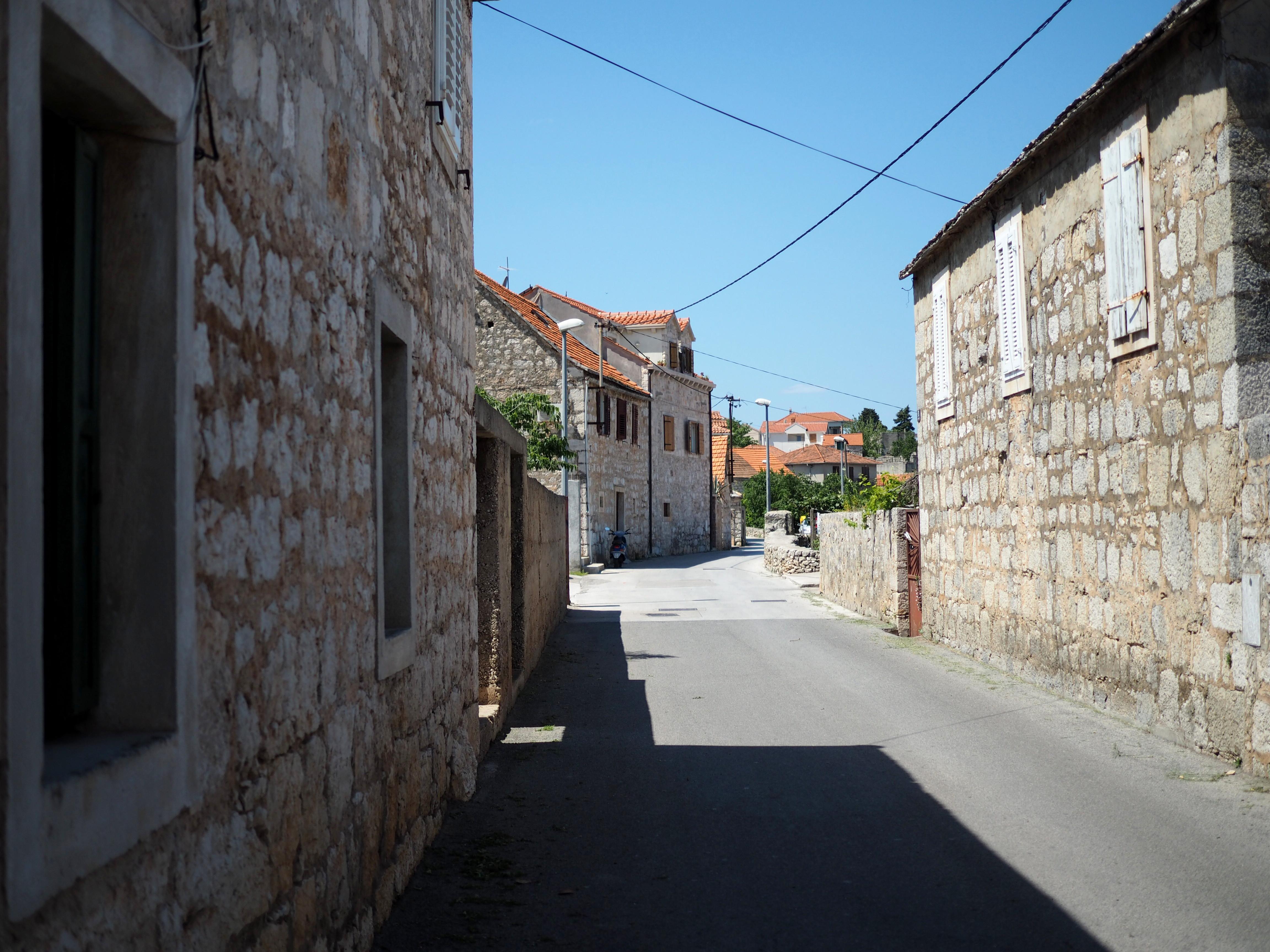 supetar vanha kaupunki