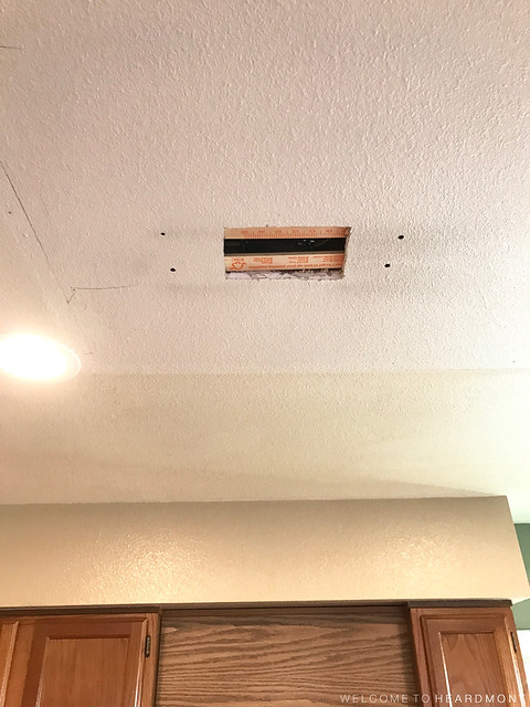Patching Drywall Hole