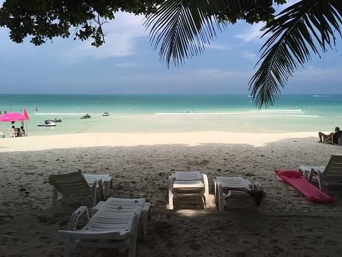 今日のサムイ島 5月20日 チャウエンビーチ