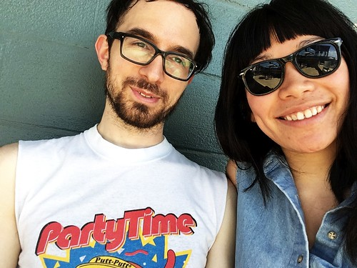 Selfie - Lava Fest (May 28 2016)