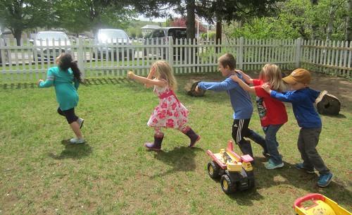 child train