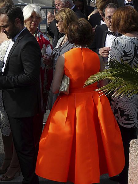comme une orange