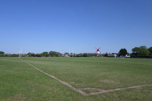 King George's Playing Field, Thornton