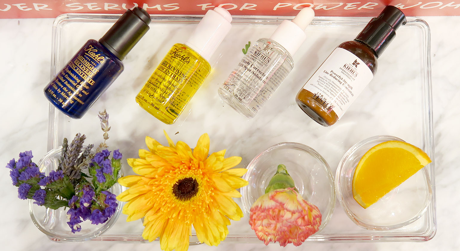 14 Kiehl's Store of the Future - Power Serums - Midnight Recovery - She Sings Beauty by Gen-zel