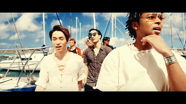 EXILE THE SECOND「Summer Lover」MV
