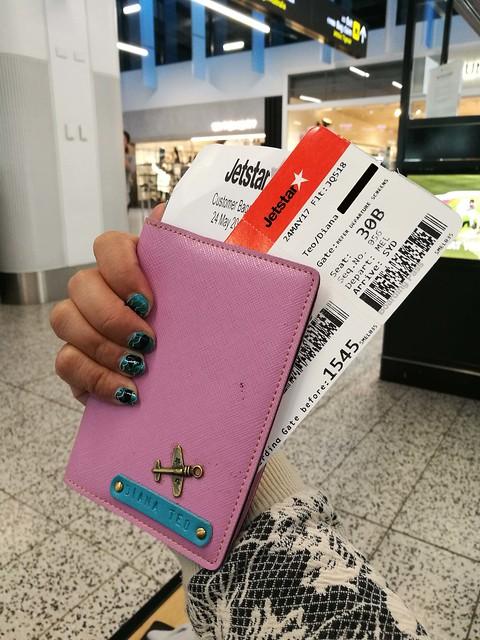 Jetstar Mel to Sydney