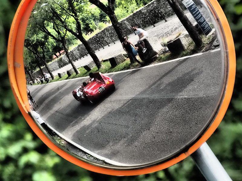 Specchio specchio...