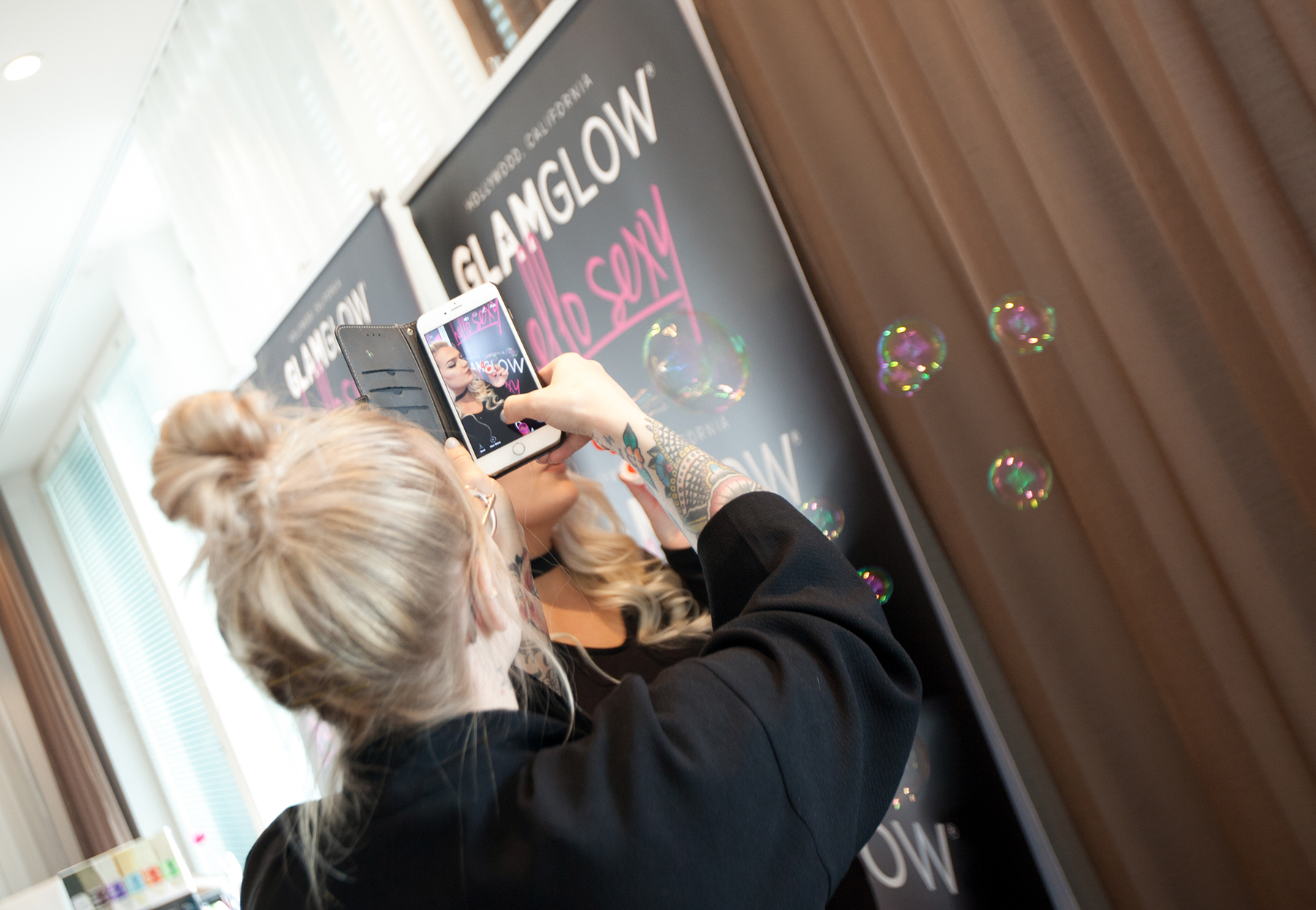10 glamglow finland suomi 11.5.2017 emilia nummelin jenni janas successstory pr