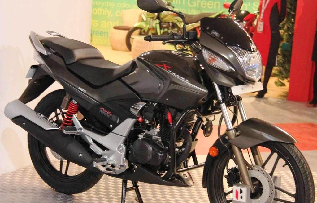 Hero-Honda-CBZ-Xtreme