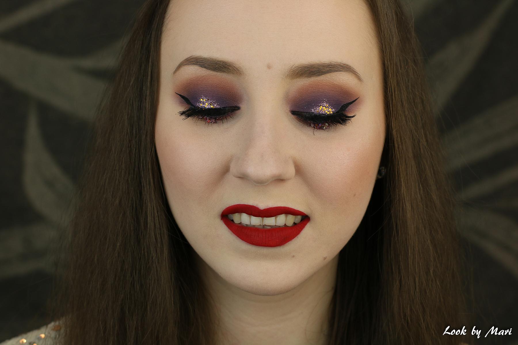 2 lilac violet eye makeup inspiration inspo ideas tutorial blog