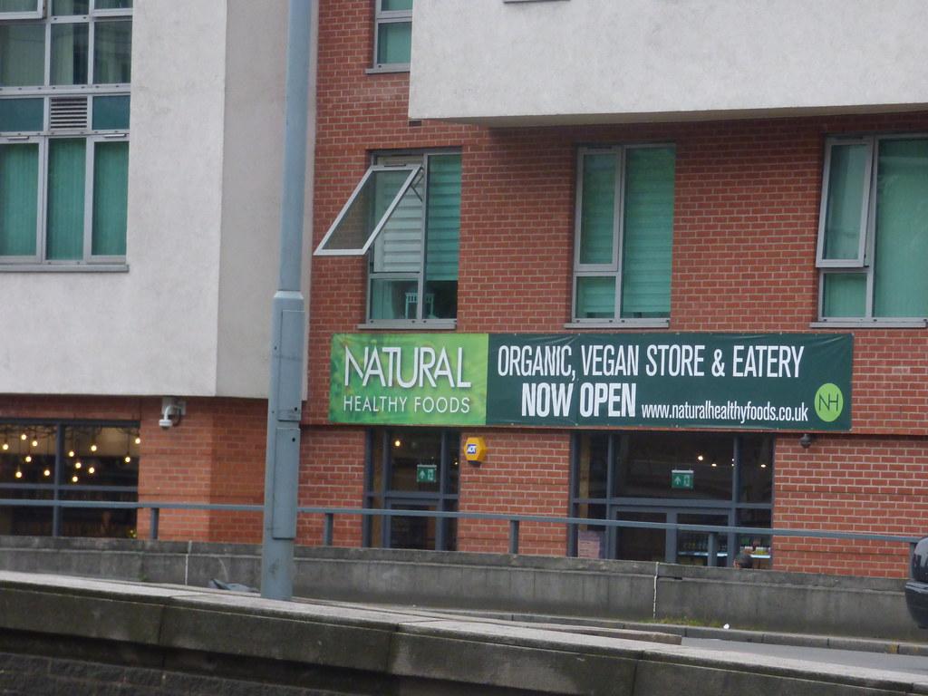 Natural Healthy Foods Suffolk Street Birmingham