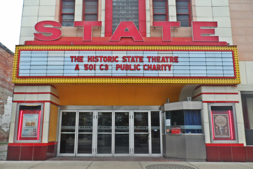 State Theater -- Logansport, Indiana