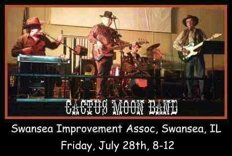 Cactus Moon Band 7-28-17