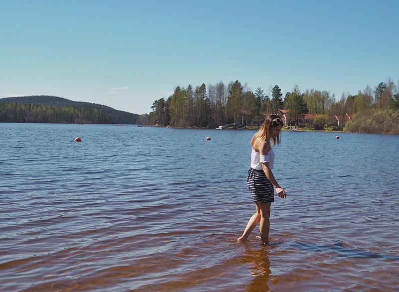 kirveslahti-kuopio-ranta-kesä