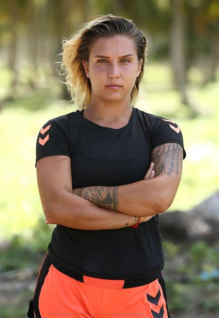 Elif Şadoğlu Survivor 2017