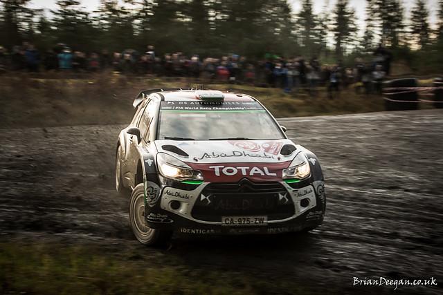 Citroen DC3 WRC