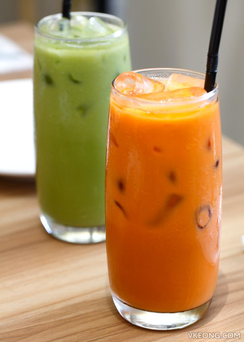 Baan Rao Thai Milk Tea