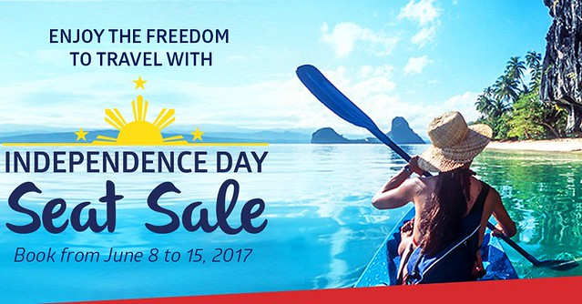 Philippine Airlines' Independence Day Seat Sale June 2017