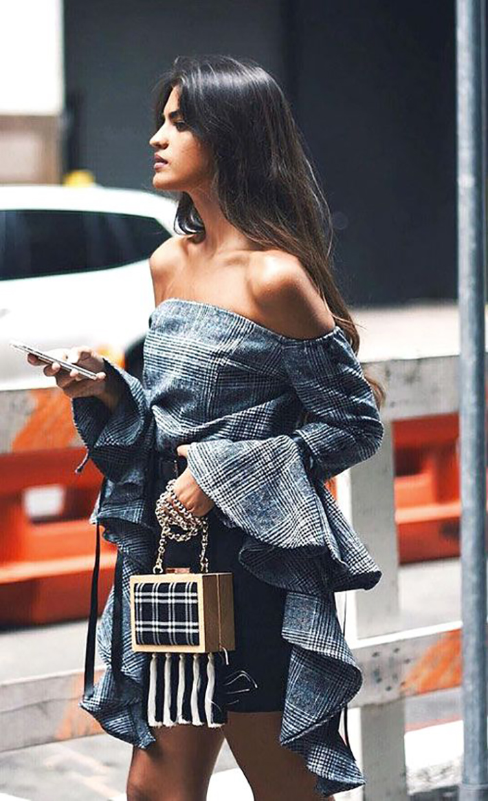 how to wear ruffles summer 2017 street style outfits fashion trend9