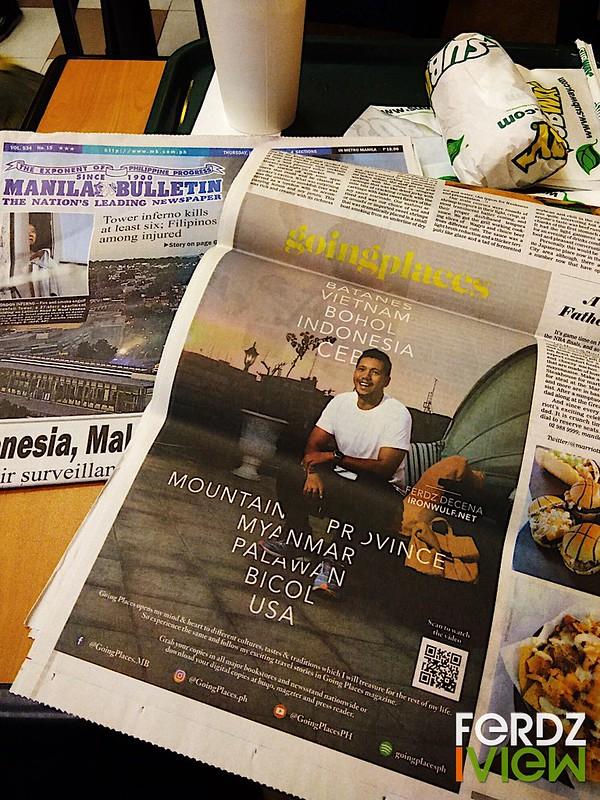 Manila Bulletin Ad