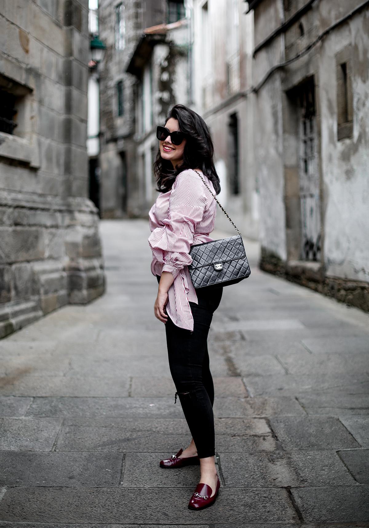 blusa-cruzada-zara-chanel-vintage-vestiaire-collective-myblueberrynightsblog10