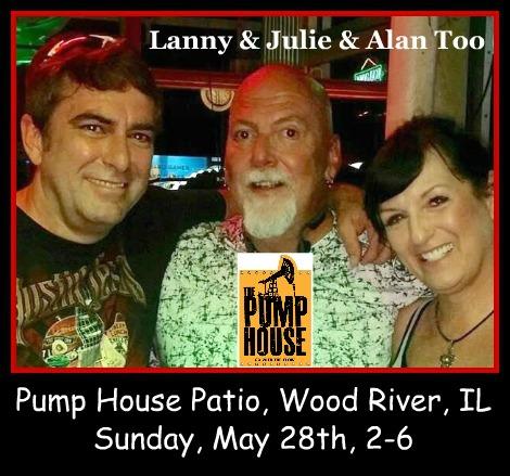 Lanny & Julie & Alan Too 5-28-17