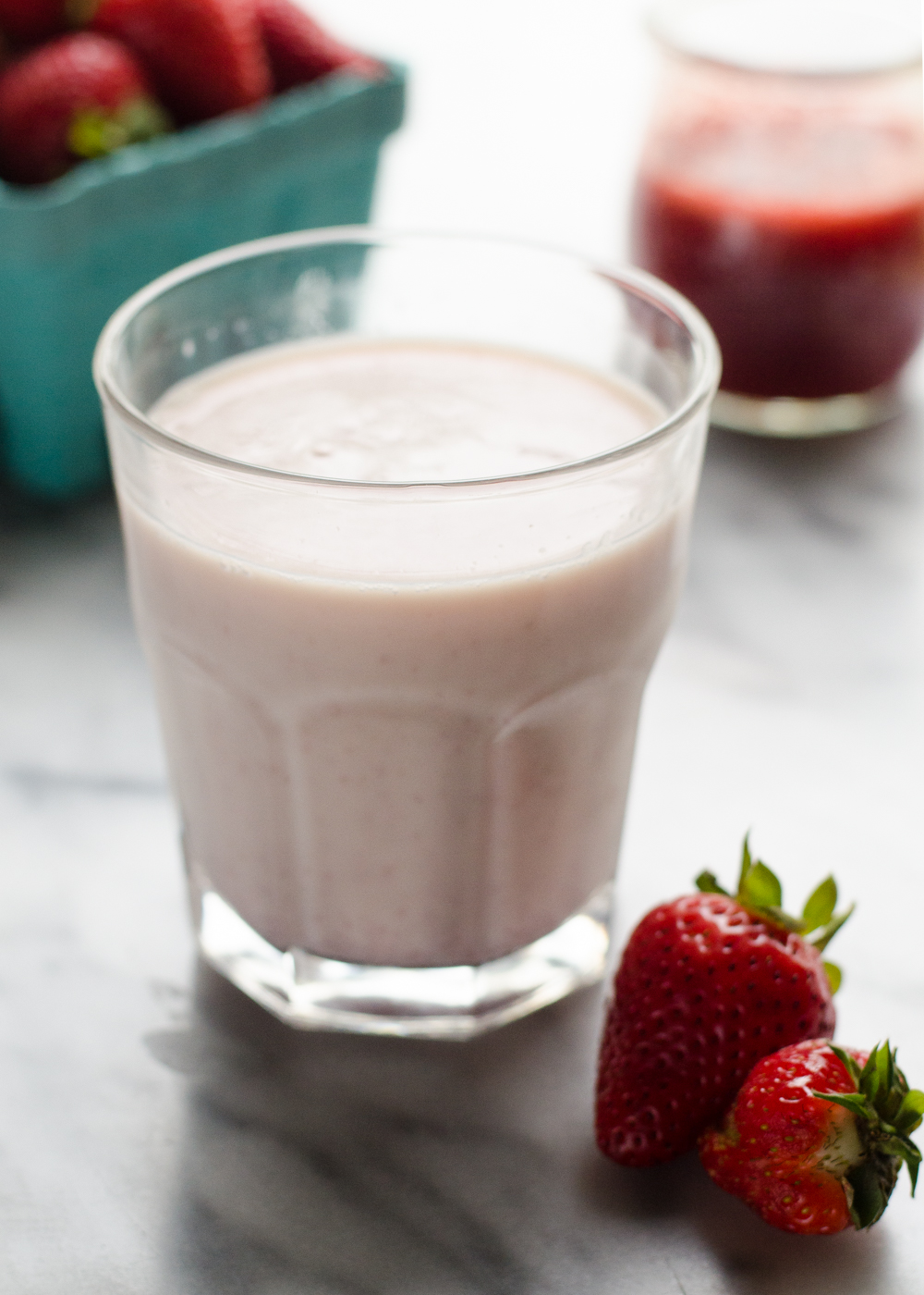 Homemade Strawberry Syrup for Strawberry Milk