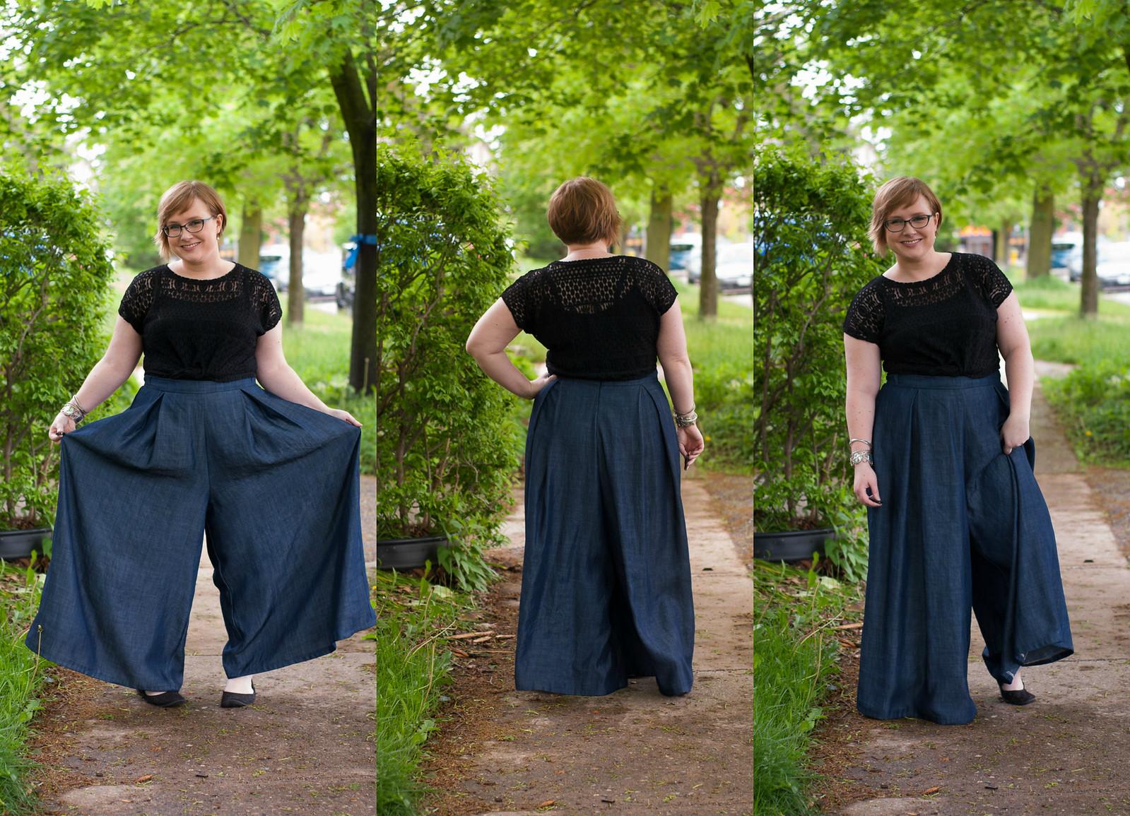 Crazy pants Collage