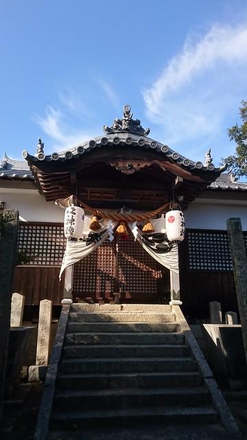 神社@横島