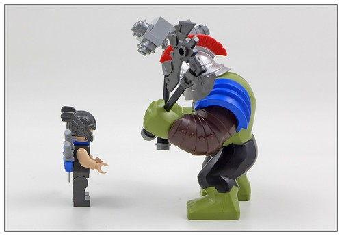 LEGO Marvel Super Heroes 76088 Thor vs. Hulk Arena Clash 12