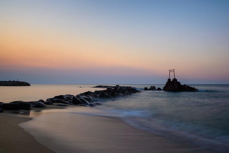 橋津海岸-4