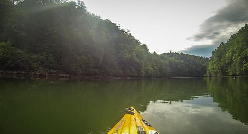 Lake Keowee and Estatoe Creek-17