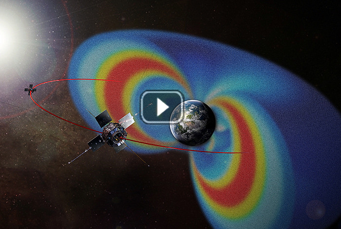 A recent study shows that the inner Van Allen belt has less radiation than previously believed.