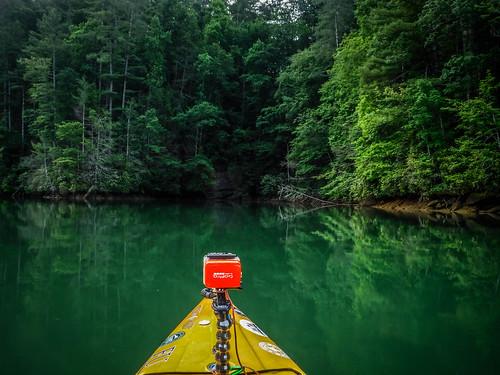 Lake Keowee and Estatoe Creek-53