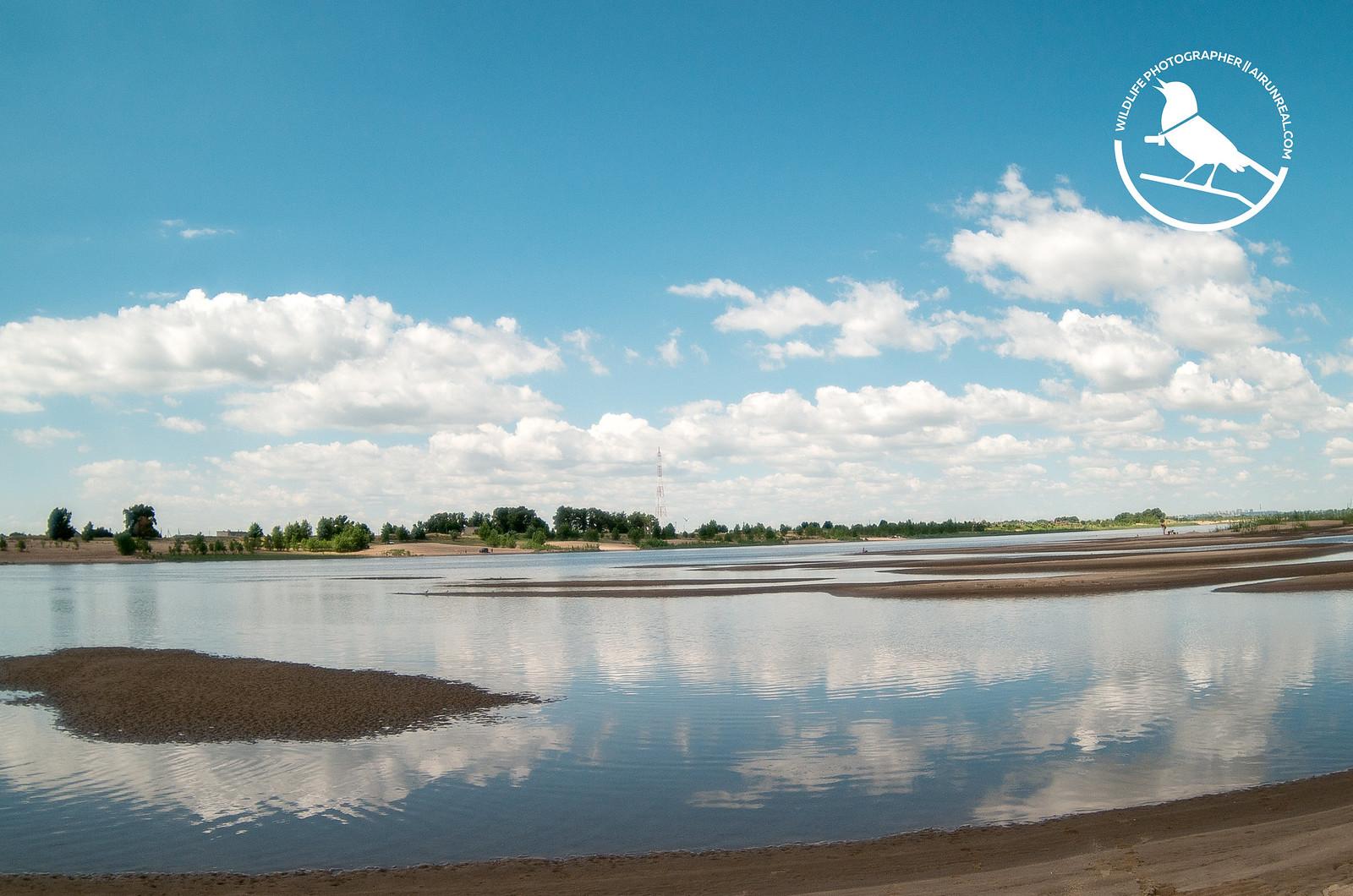 Ahtuba river // 20170601