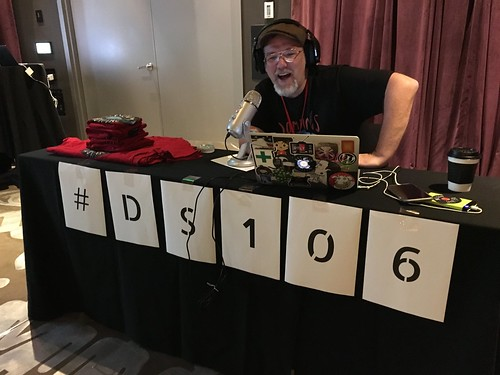 Live in DS106 Radio | by cogdogblog